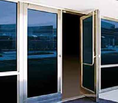 ADA doors,commercial doors,Harlem doors,door installation,ADA door repair,recessed, verstibule door,